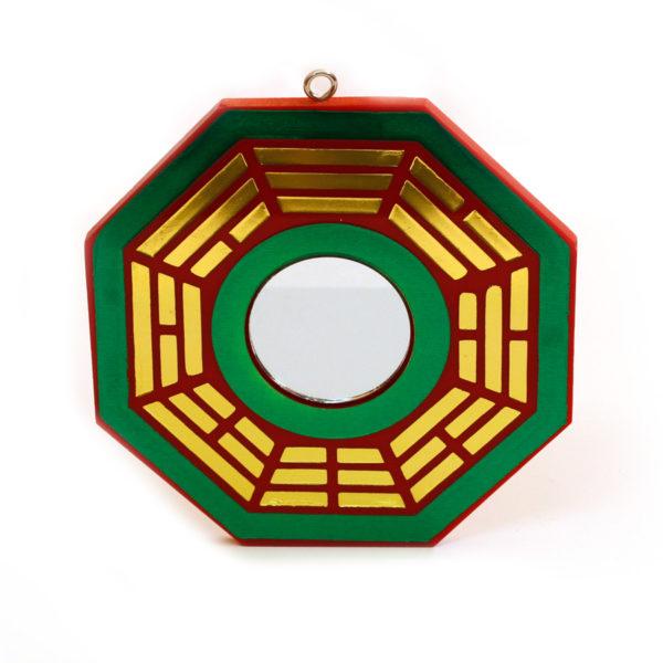 Bagwa Feng Shui Mirror