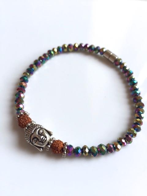 bracelet flame aura