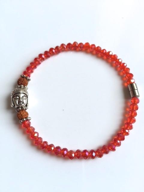 bracelet red
