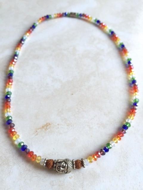 necklace multicoloured