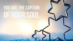 You-are-the-captain-of-your-soul.