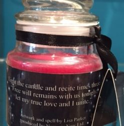 spell candle