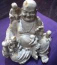 buddha with children