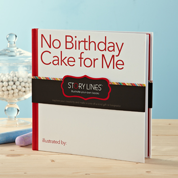 Book Kids Il Rate Your Own Book No Birthday Cake For Me The Blue Budha