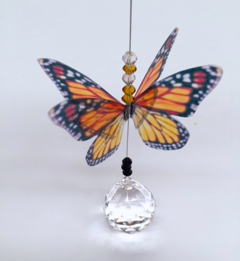 Suncatcher Butterfly