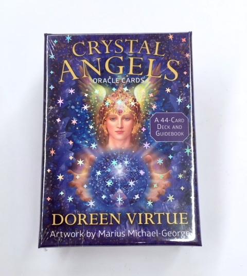 Crystal Angels Oracle Cards