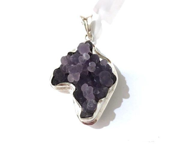 grape chalcedony