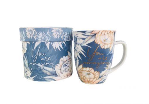 protea mug