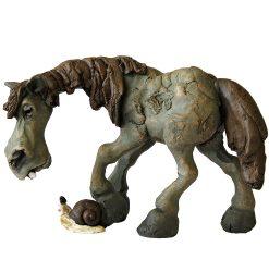 Bailey Horse & Snail