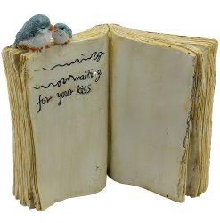 Birds on Book