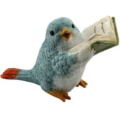Mini Bird with Book