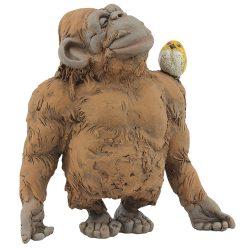 Orangutan Grandma