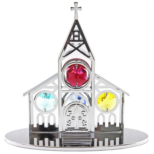Crystocraft Church – Silver
