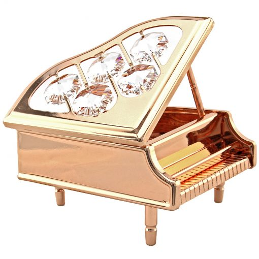 Crystocraft Piano – Rose Gold