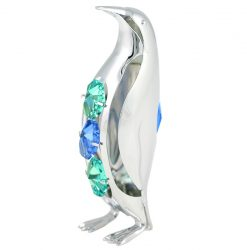 Crystocraft Penguin - Silver